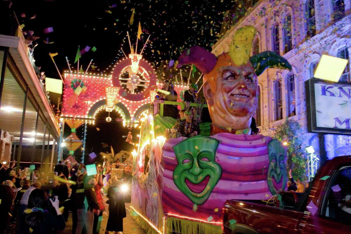Galveston City Council voted to cancel the city's annual Mardi Gras celebration for 2021.