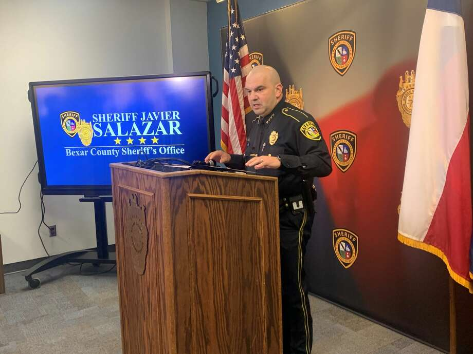 """With an uptick of prostitution and sex trafficking cases occurring in San Antonio, the Bexar County Sheriff's Office urges parents to bring their children to its classes that spread awareness about the """"disturbing trend."""" Photo: Priscilla Aguirre"""