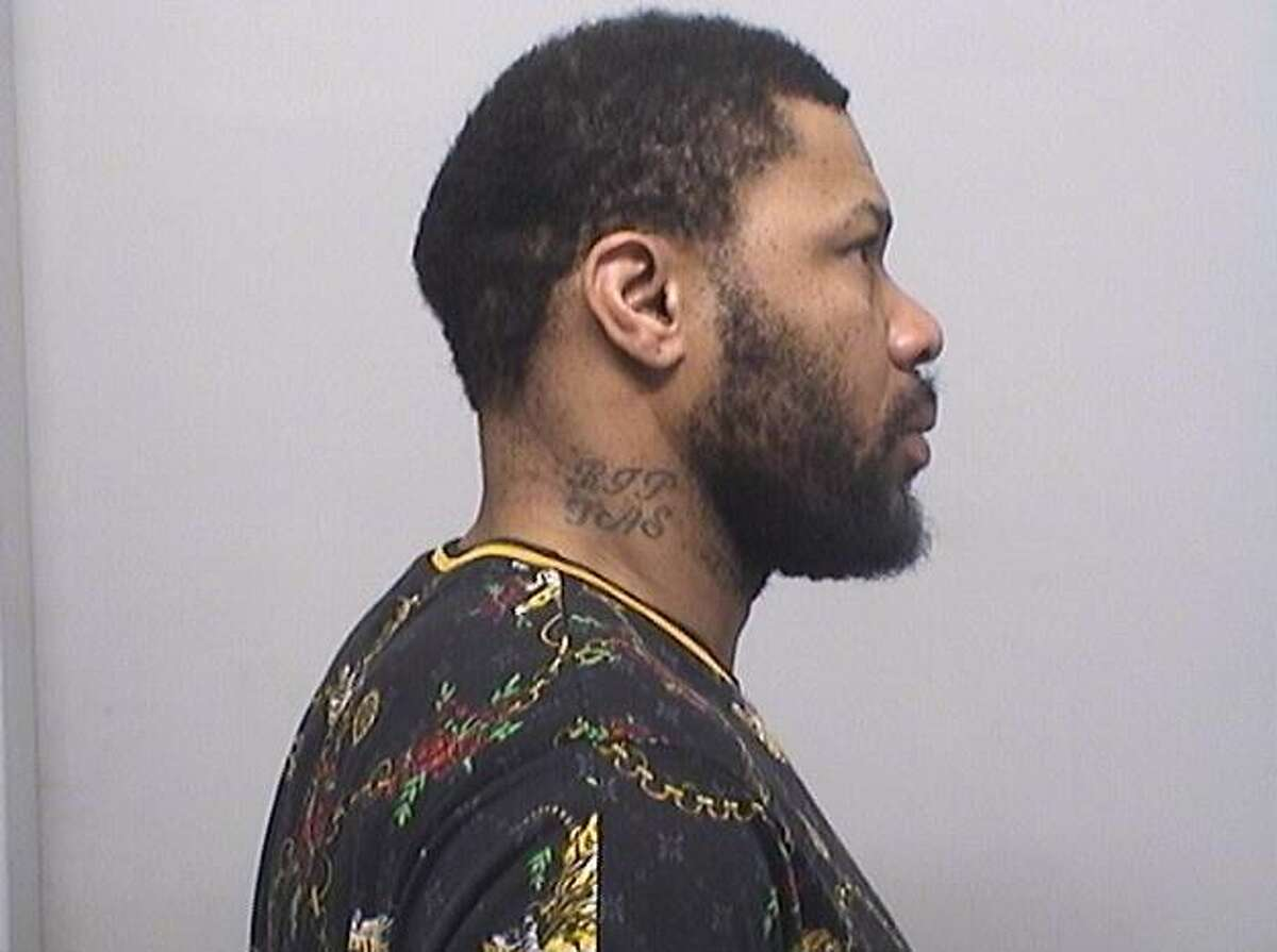 Jermaine Smith was busted on charges of allegedly selling marijuana and crack cocaine in Stamford.