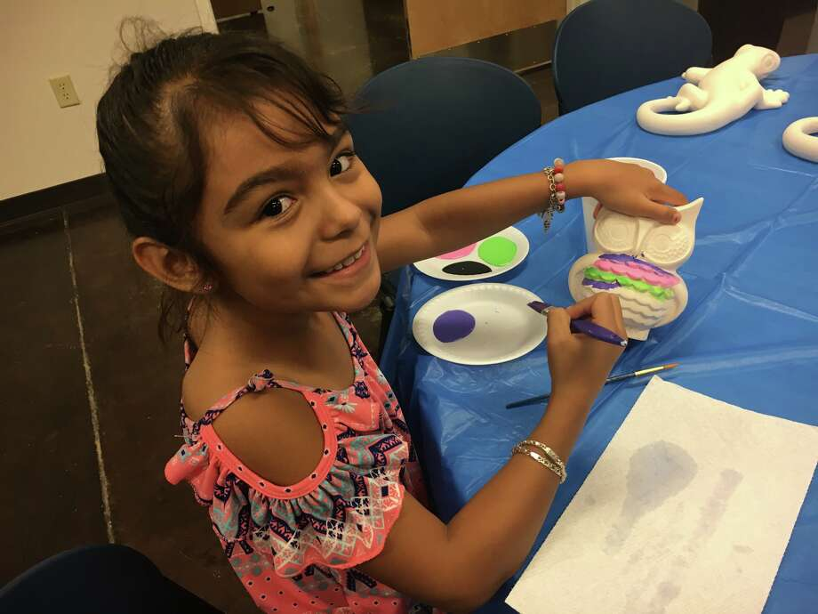 Big Brothers Big Sisters of the Permian Basin invites girls 5 and older to its first Girl Power event. The free event planned for 2-4 p.m. Feb. 29 at First Presbyterian Church, 800 W. Texas Ave. includes sessions on self-defense, dance, skin and hair care, yoga and crafts. Photo: Courtesy Photo