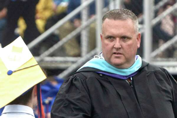 Daniel Donovan Principal Danbury High School No. 3 on the list of top 100 highest paid school employees $172,053.35