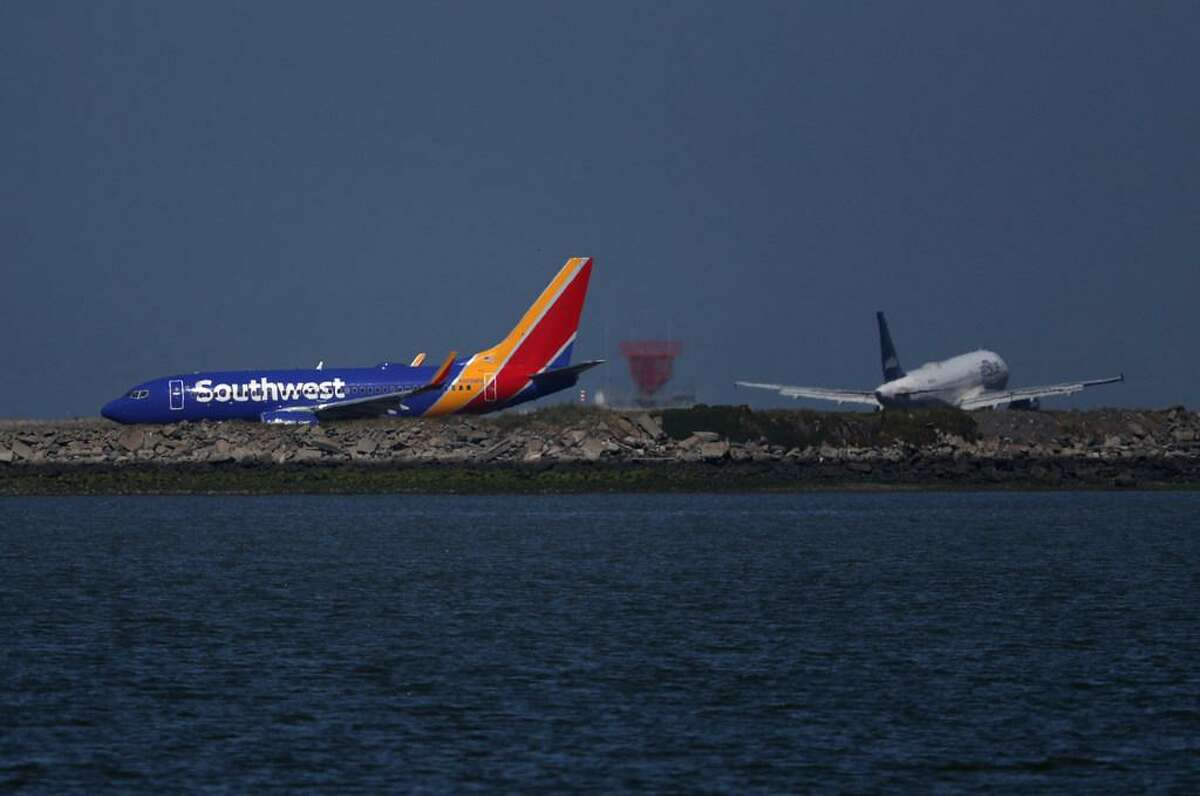 Oakland's airport lags behind San Francisco and San Jose airports in the total number of passengers served.