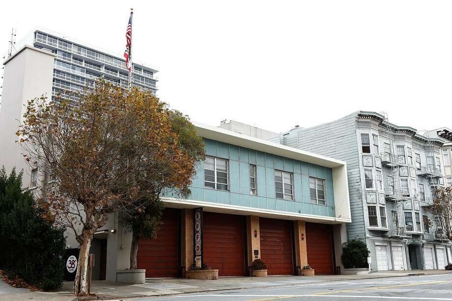 SFFD Fire Station No. 38 on Thursday, Nov. 14, 2019, in San Francisco, Calif. Photo: Constanza Hevia / Special To The Chronicle