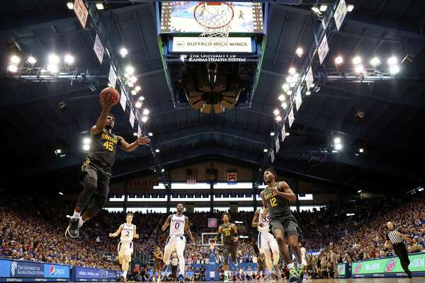 Baylor snapped a 17-game losing streak at Allen Fieldhouse in its previous matchup with Kansas this season. The No. 3 Jayhawks will pay a visit to the No. 1 Bears on Saturday.