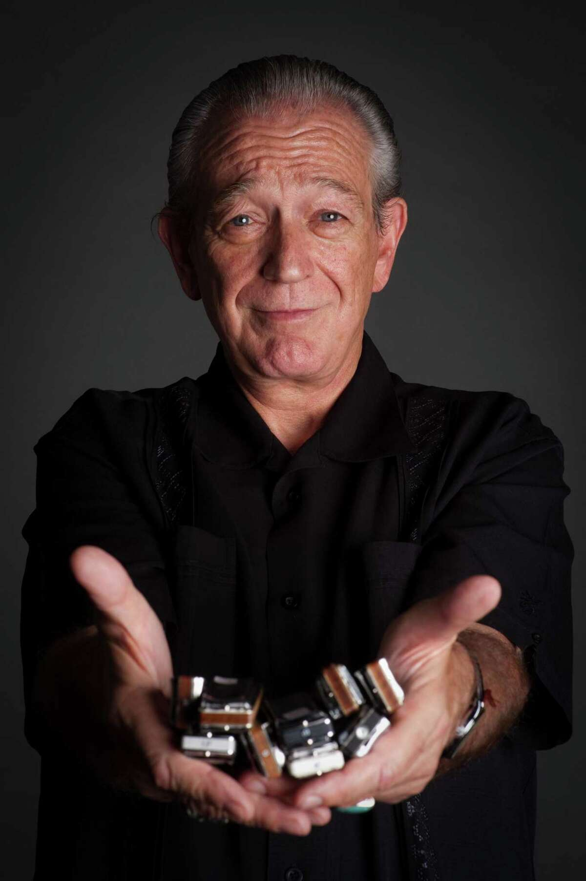 Blues harmonica great Charlie Musselwhite will perform Thursday night, Feb. 27, 2020, at Infinity Hall in Hartford. Showtime is 8 p.m. (Doors at 7 p.m.) Tickets are $49-$69, available in advance at https://www.infinityhall.com.