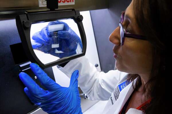 Is The Vaccine To Thwart The New Coronavirus Stored In A Houston