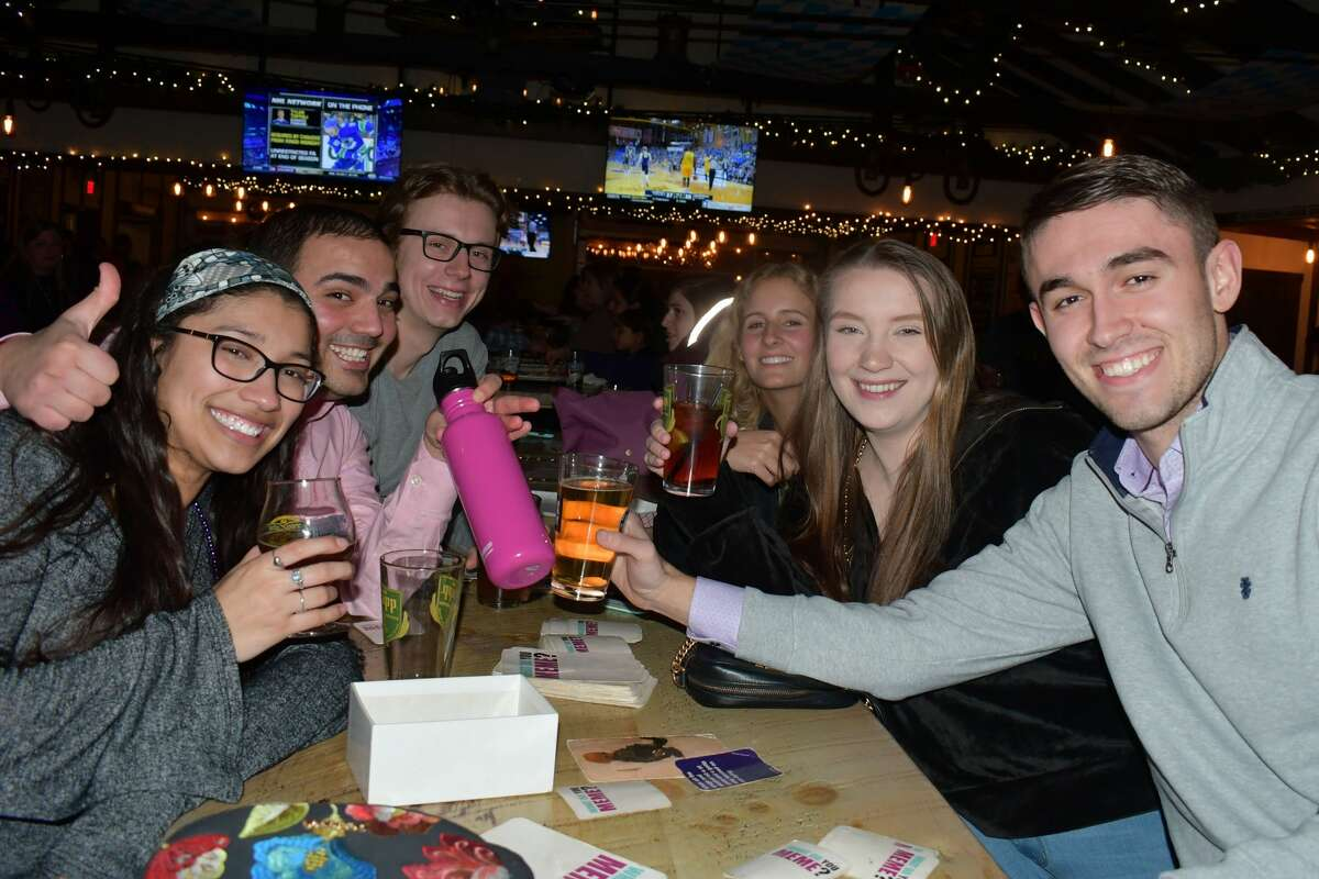 The Hops Company in Derby held a Mardi Gras party on February 21, 2020. Party goers enjoyed an ice luge, drink specials, prizes, giveaways and a DJ. Were you SEEN?