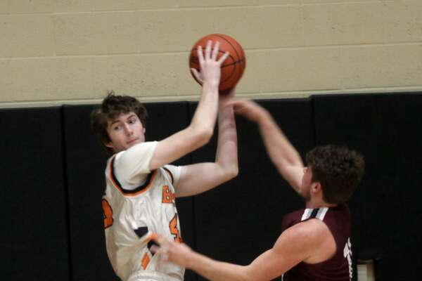 Cass City upends Harbor Beach in a 62-59 Red Hawks victory on Friday, Feb. 21.