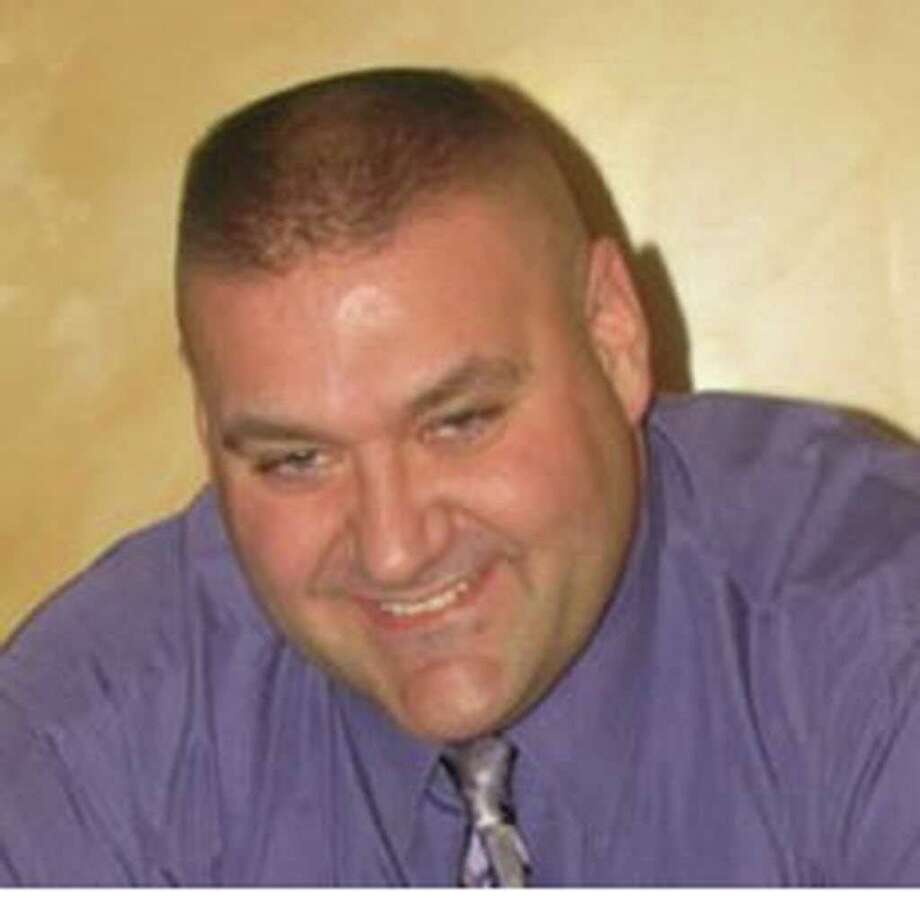 Ed Witko, 42, an East Greenbush police officer, was killed in a crash while riding in a charity motorcycle ride on Sunday. ( Photo from Facebook  )