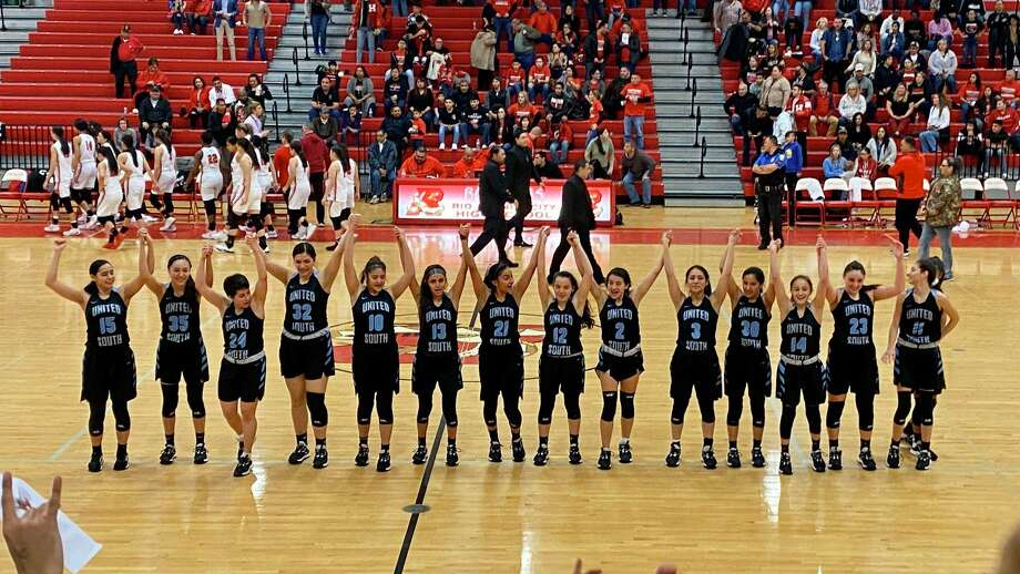 United South took down a district champion for the second straight week beating Harlingen 41-38 Friday in the area round. Photo: Courtesy Of United South Athletics
