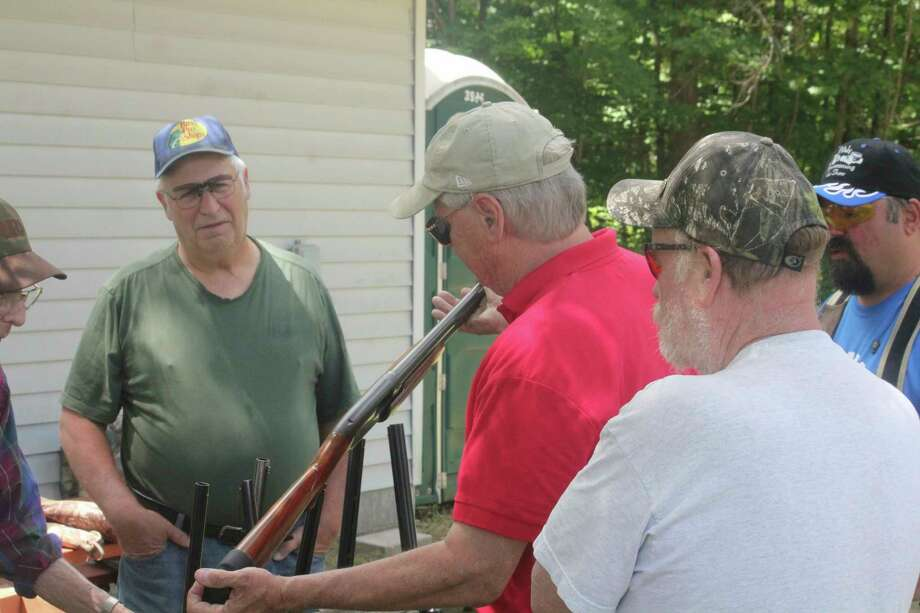 Numbers at the Mecosta County Rod & Gun Club are high during the summer but not as much during winter months. But shooting activity still takes place every Saturday at the club. (Pioneer filed photo)