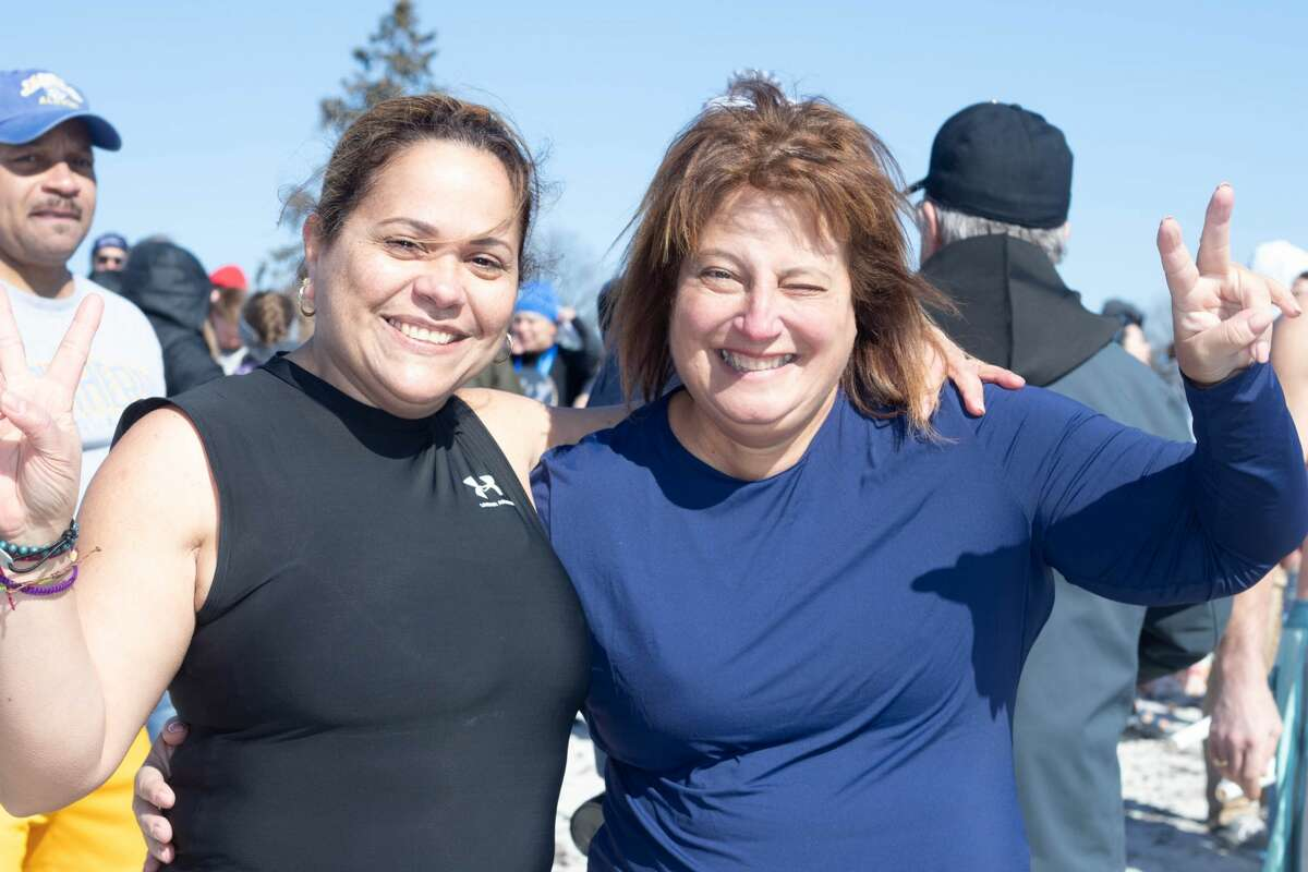 Mystic Aquarium's annual Seal Splash took place at Zbierski House in Groton on February 22, 2020. Participants jumped into the Long Island Sound to raise funds and awareness for the aquarium's Animal Rescue Program. Were you SEEN?