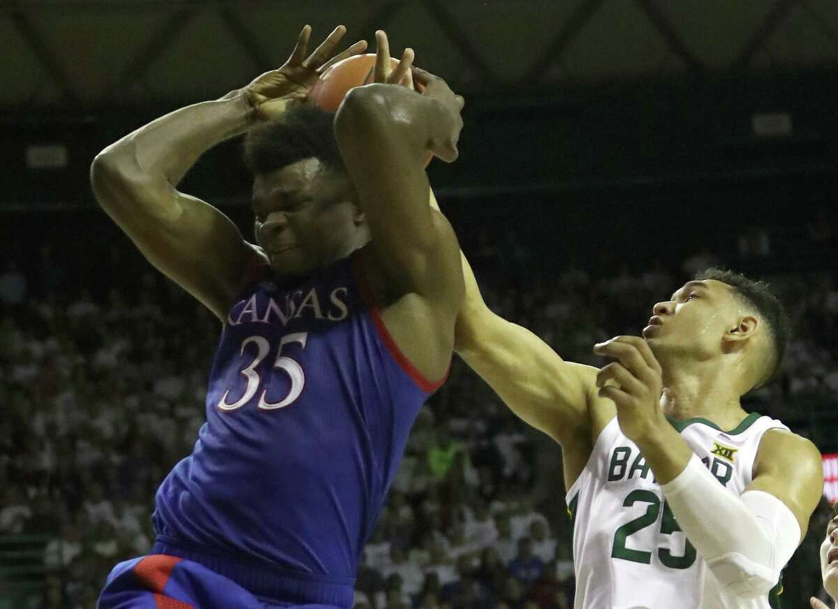 Kansas and Udoka Azubuike, and not Baylor and Tristan Clark, would have been ticketed for the No. 1 seed and a potential spot in Sweet 16 in Houston.