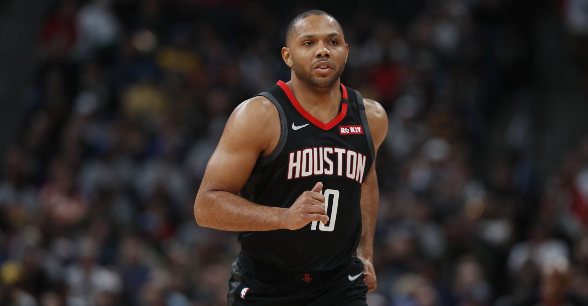 Eric Gordon returns, comes off bench in latest Rockets lineup change