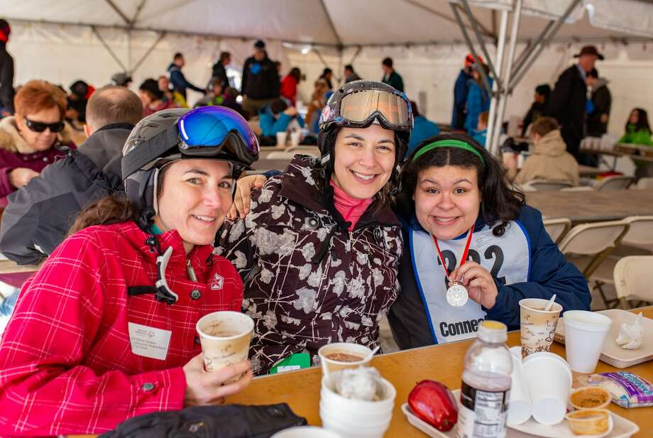 Powder Ridge Mountain in Middlefield hosted the Special Olympics Connecticut 2020 Winter Games the weekend of February 22, 2020. Hundreds of athletes of all abilities from across the state participated. Were you SEEN? Photo: Lisa Nichols/CT Hearst CT Media