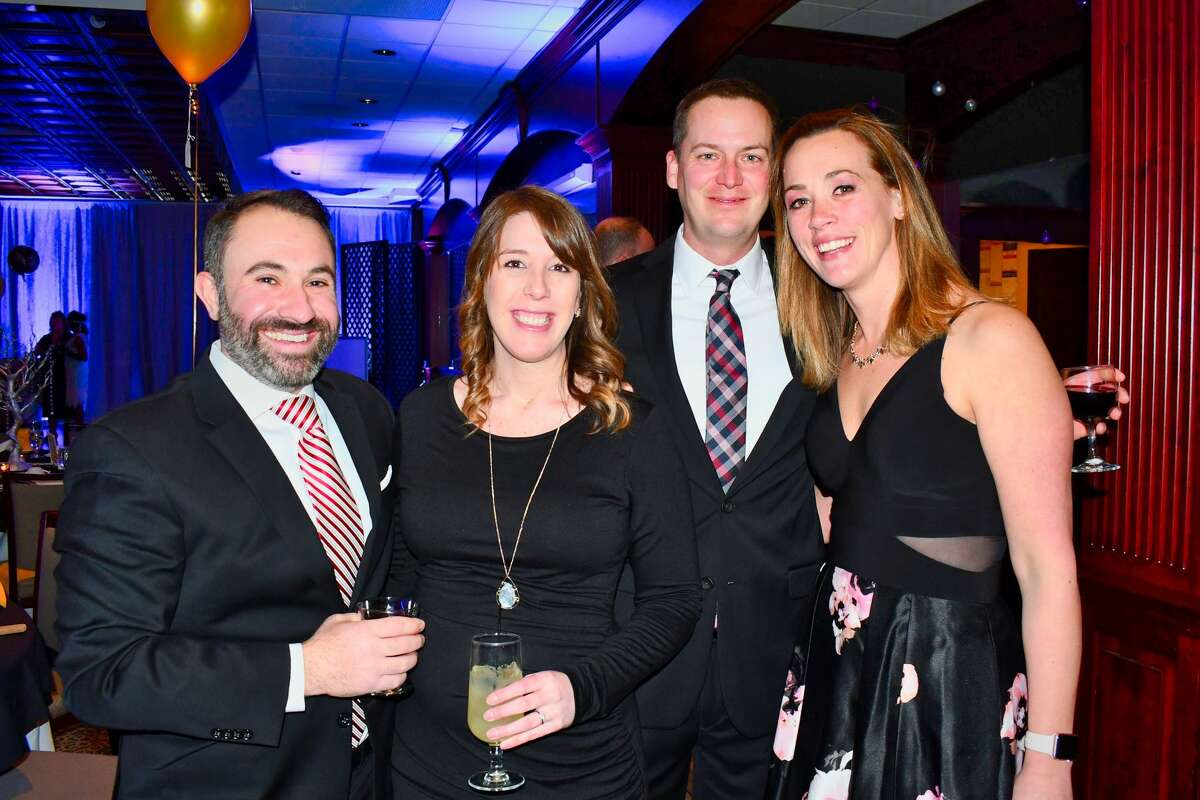 The Greater New Milford Chamber of Commerce held its 22nd annual Winter Gala on February 22, 2020 at The Amber Room Colonnade in Danbury. Guests enjoyed an open bar, cocktail hour, dinner, dessert, an artisan hot chocolate station, a silent auction, fundraisers, and music. Were you SEEN?