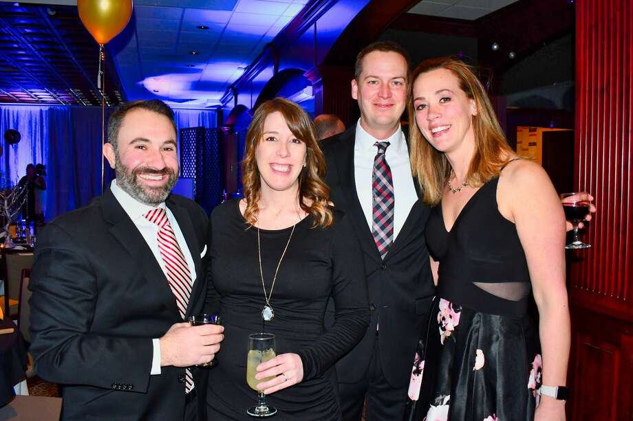 The Greater New Milford Chamber of Commerce held its 22nd annual Winter Gala on February 22, 2020 at The Amber Room Colonnade in Danbury. Guests enjoyed an open bar, cocktail hour, dinner, dessert, an artisan hot chocolate station, a silent auction, fundraisers, and music. Were you SEEN? Photo: Vic Eng / Hearst Connecticut Media Group