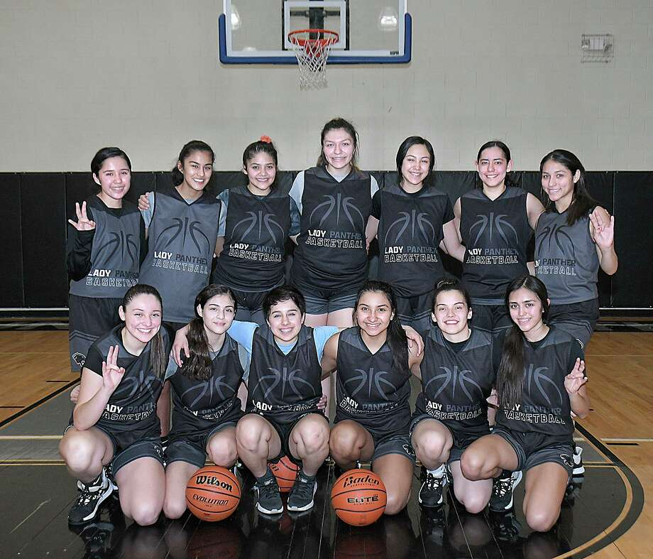 The United South Lady Panthers play Edinburg in the third round of the state playoffs Tuesday. Photo: Cuate Santos /Laredo Morning Times / Laredo Morning Times