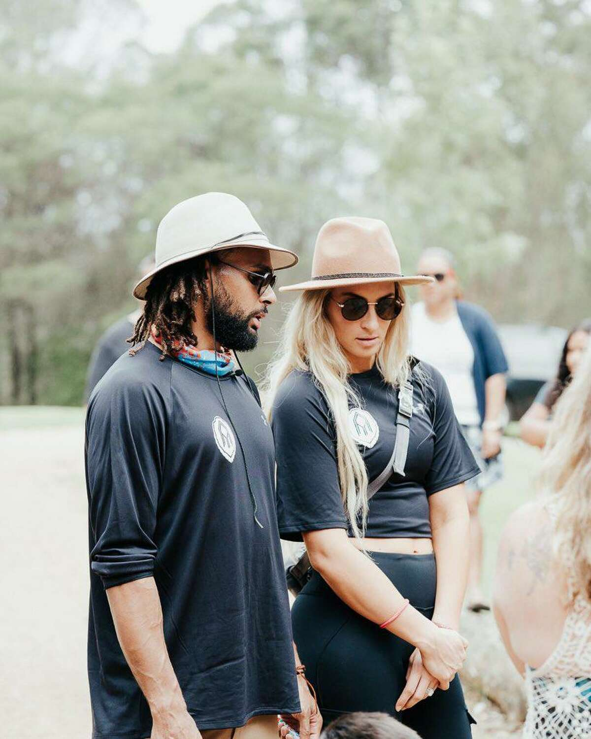 While many NBA players spent their vacation relaxing on sun-splashed beaches in Mexico or the Caribbean, Mills and his wife, Alyssa, made the nearly 9,500-mile trip to wildfire-ravaged Australia on a mission of mercy to help ease the suffering of humans and wildlife.