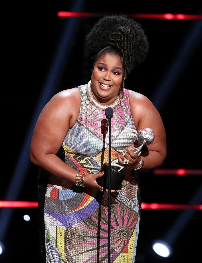Lizzo is one of a number of Texas natives nominated for awards at the 2020 Billboard Awards. Photo: Rich Fury/Getty Images, Getty Images
