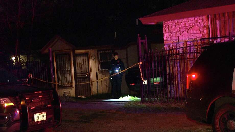 A teenager allegedly shot a family member and fled early Sunday morning, police said. Photo: 21 Pro Video