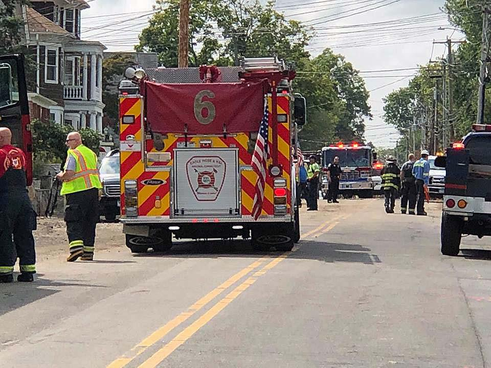 Red Cross helps Ansonia family after fire