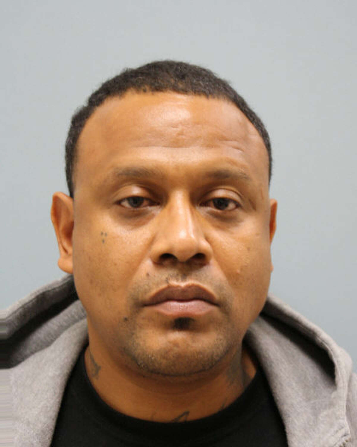 Juan Jose Williams, 41, has been identified as the suspect who fatally shot Germarcus Martin Feb. 16 at the Haverstock Hill Apartments in north Harris County.
