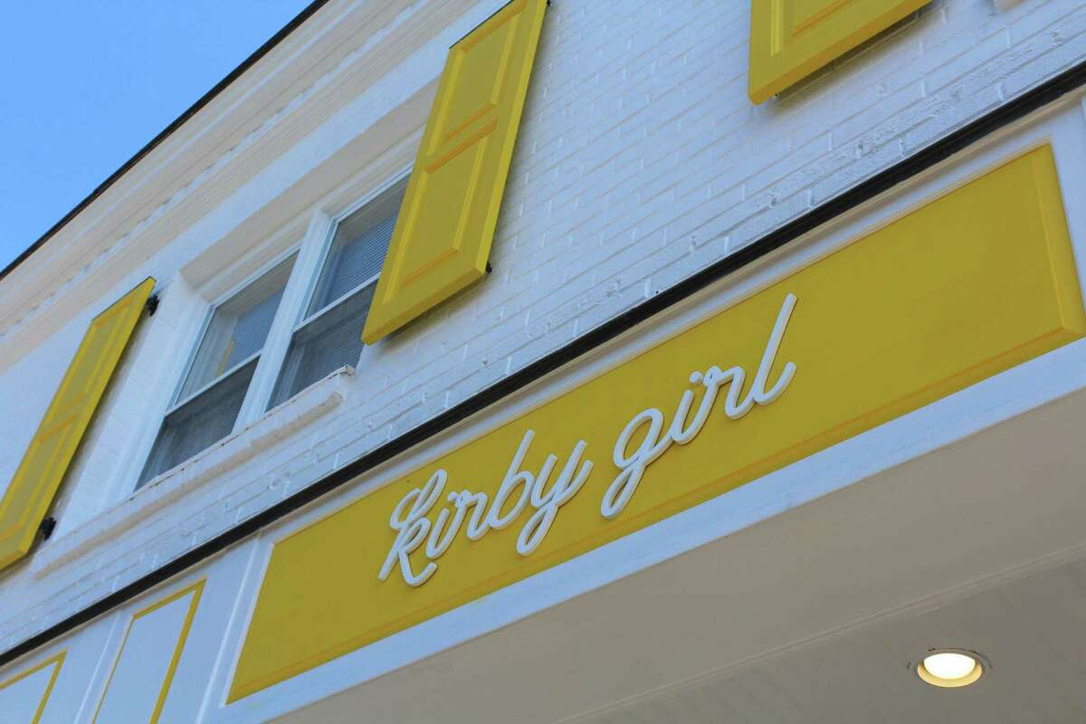 Kirby Girl, at 14 Brooks St.