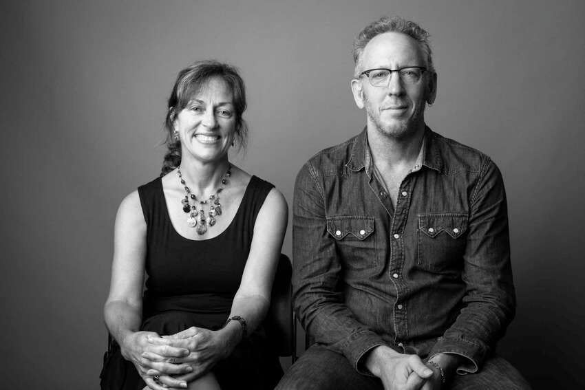 Mary Judd and Darden Smith (photo by Michael O'Brien)