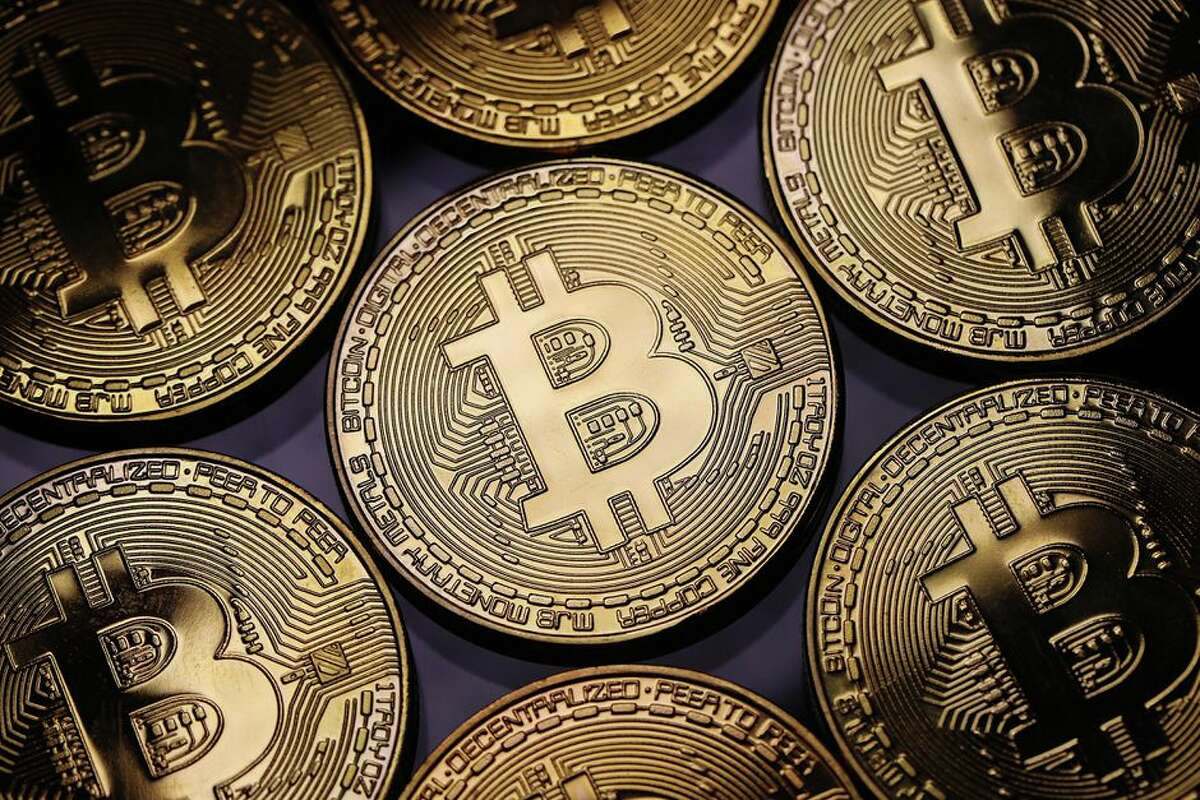 Bitcoin is currently worth over $9,700.