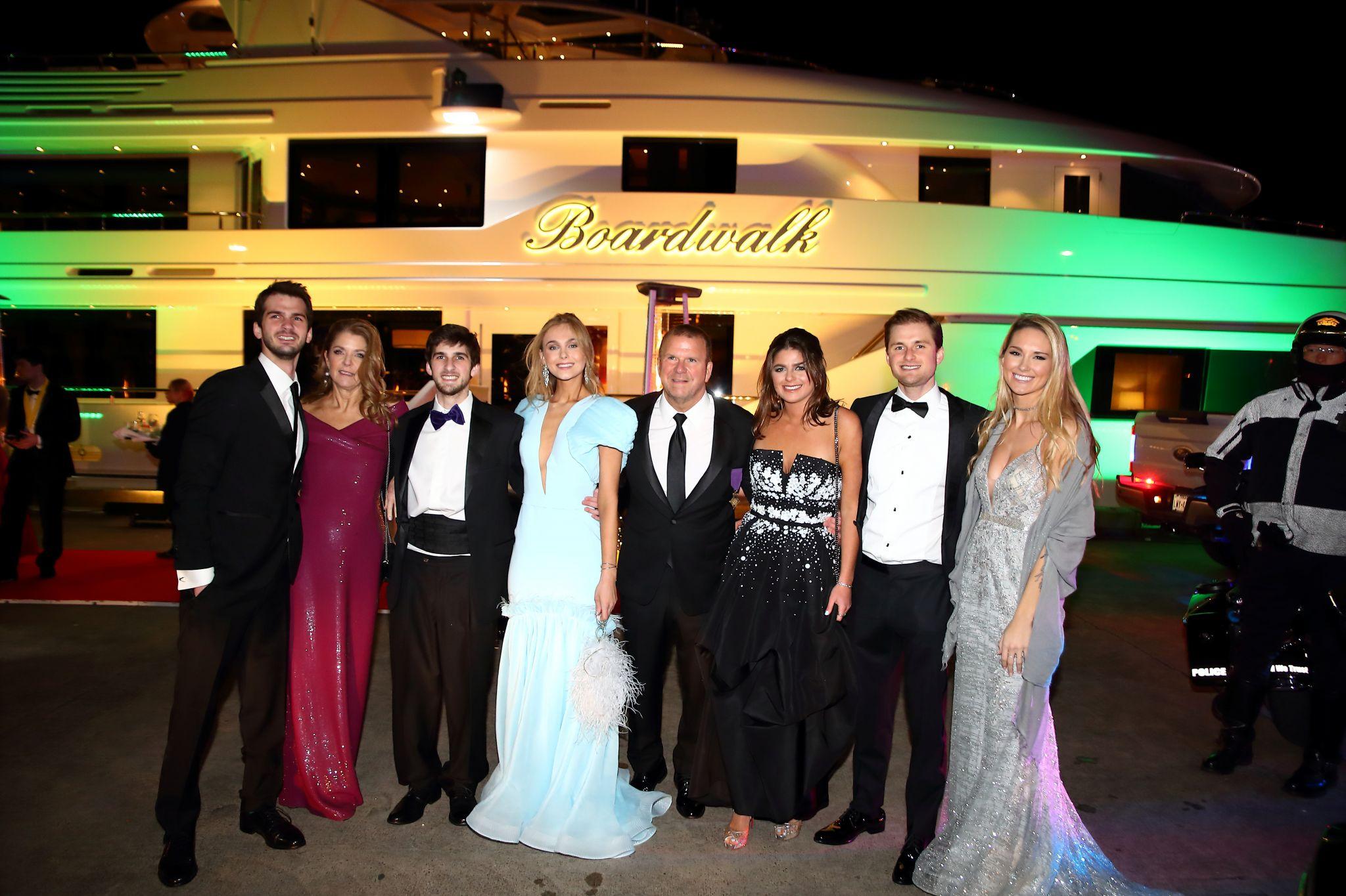 VIP view: The Chainsmokers headline the Fertitta family's 24th annual San Luis Salute in Galveston