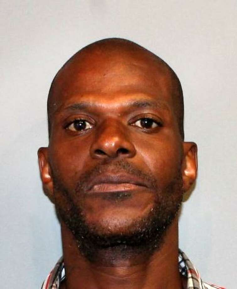 Bobby Rock, 45, of Stamford, was charged with first-degree robbery, interfering with an officer and possession of drug paraphernalia in connection with an armed robbery at Tom's Deli in Norwalk, Conn. on Monday, June 27, 2016. Photo: Norwalk Police Dept. / Contributed Photo / Norwalk Hour contributed