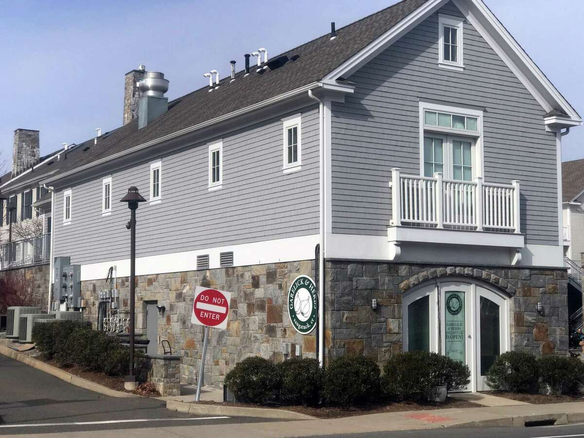 Garelick & Herbs on Riverside Avenue in Westport recently announced it would close on Feb. 28. Taken Feb. 20, 2020.
