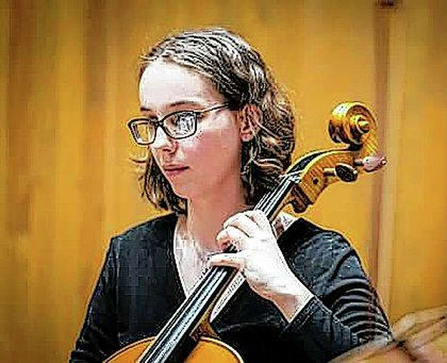 Cellist Miruna Eynon of Decatur was the grand prize winner Saturday in the Jacksonville Symphony Society's Talent Among Us competition. Photo: Photo Provided
