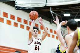 Gavin Rohlman and the Shelton Gaels have teamed up to win the SCC's Housatonic Division title.