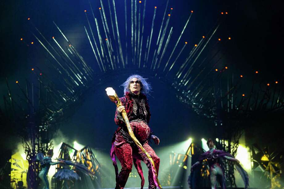 Cirque Du Soleil: Alegria premieres at the Same Houston Race Park on March 1. The show is a reimagining of the original Alegria show from 1994, featuring acrobatics, circus acts and more. Photo: Provided By Cirque Du Soleil: Alegria