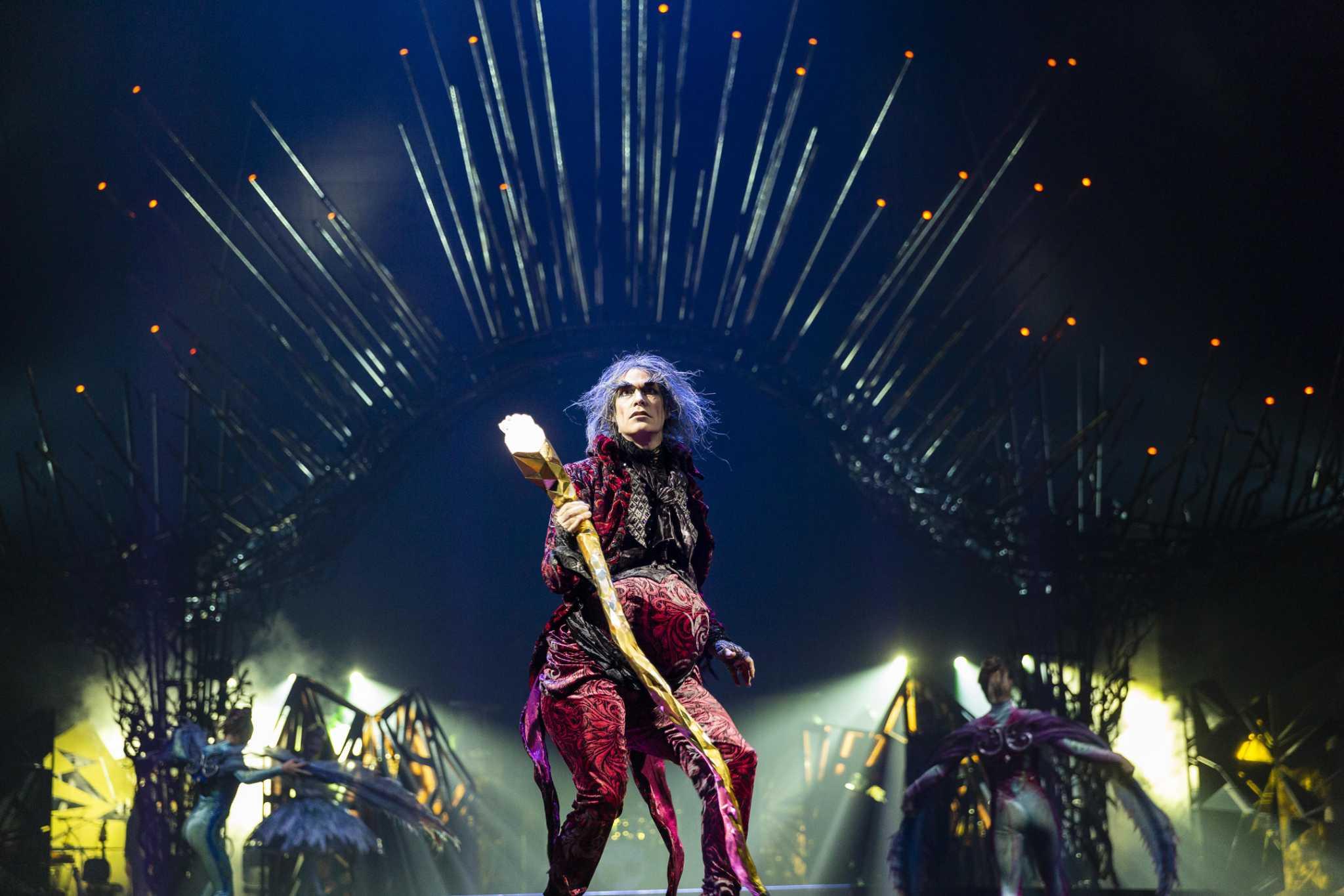 Cirque Du Soleil: Alegria to combine present, past