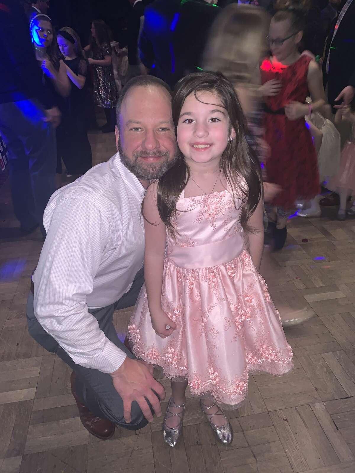 Dance: Brad Ward and Lacey Ward