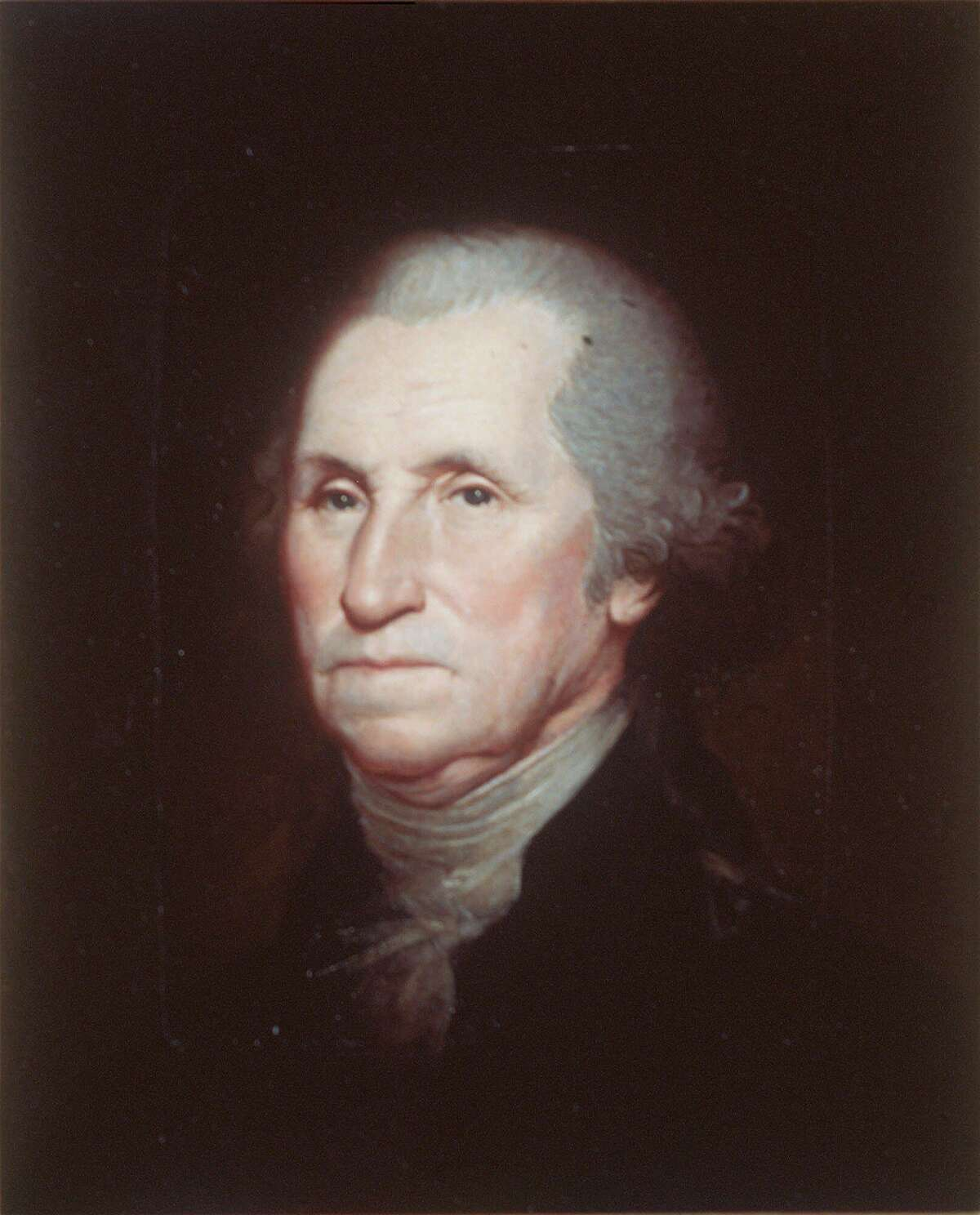 George Washington was the country's first president.