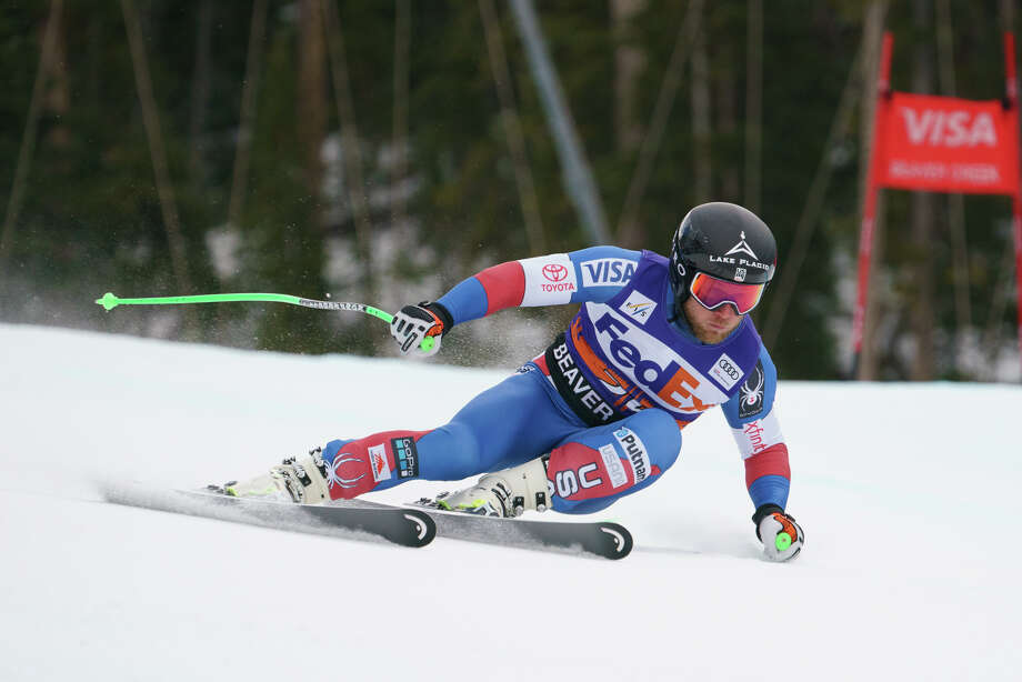 """Two-time Olympic Super G medalist and 16-year U.S. Ski Team alumnus Andrew Weibrecht will be at Crystal Mountain for the event. Known to his fellow racers as """"War Horse,"""" Weibrecht will be the pacesetter for races all weekend long. He will also host a Race Clinic on Friday along with Crystal Mountain's certified coaches. Photo: (Courtesy Photo) / Steven Kornreich"""