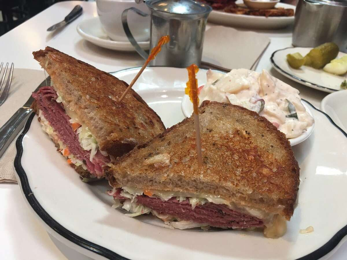 Saul's owners, Peter Levitt and Karen Adelman, plan to sell Berkeley's longstanding Jewish delicatessen. The business will continue under new ownership that's yet to be announced.