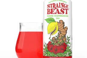 Sierra Nevada is releasing its first hard kombucha, Strainge Beast, available on draft in select markets starting in March.