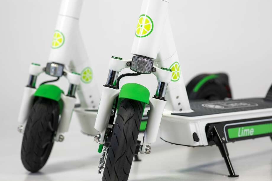 Lime-S Generation 3.0 front wheel. Photo: Kris Krug/Lime
