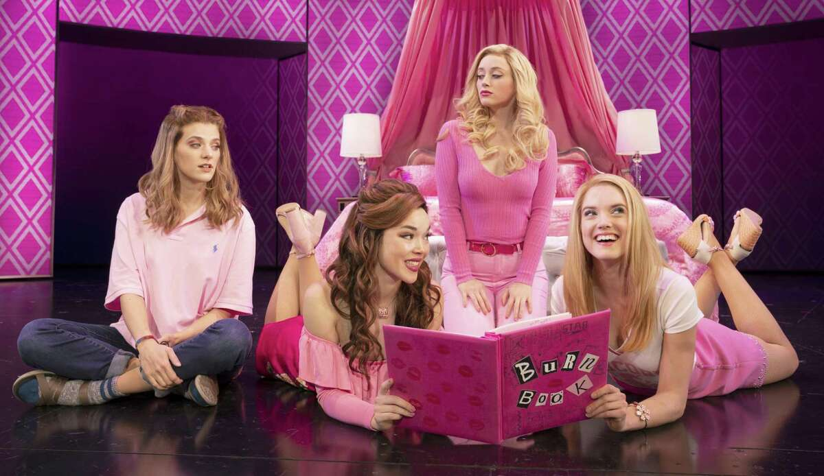 """""""Mean Girls,"""" June 28-July 3, 2022, at Proctors. (Provided photo.)"""