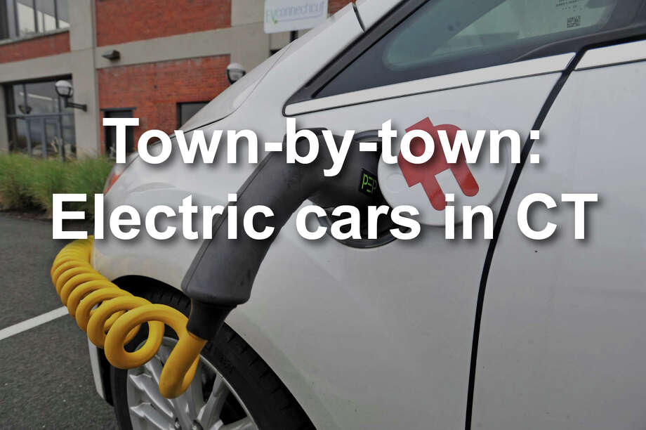 In total, there were 11,677 electric vehicles registered in the state of Connecticut as of Jan. 1. 