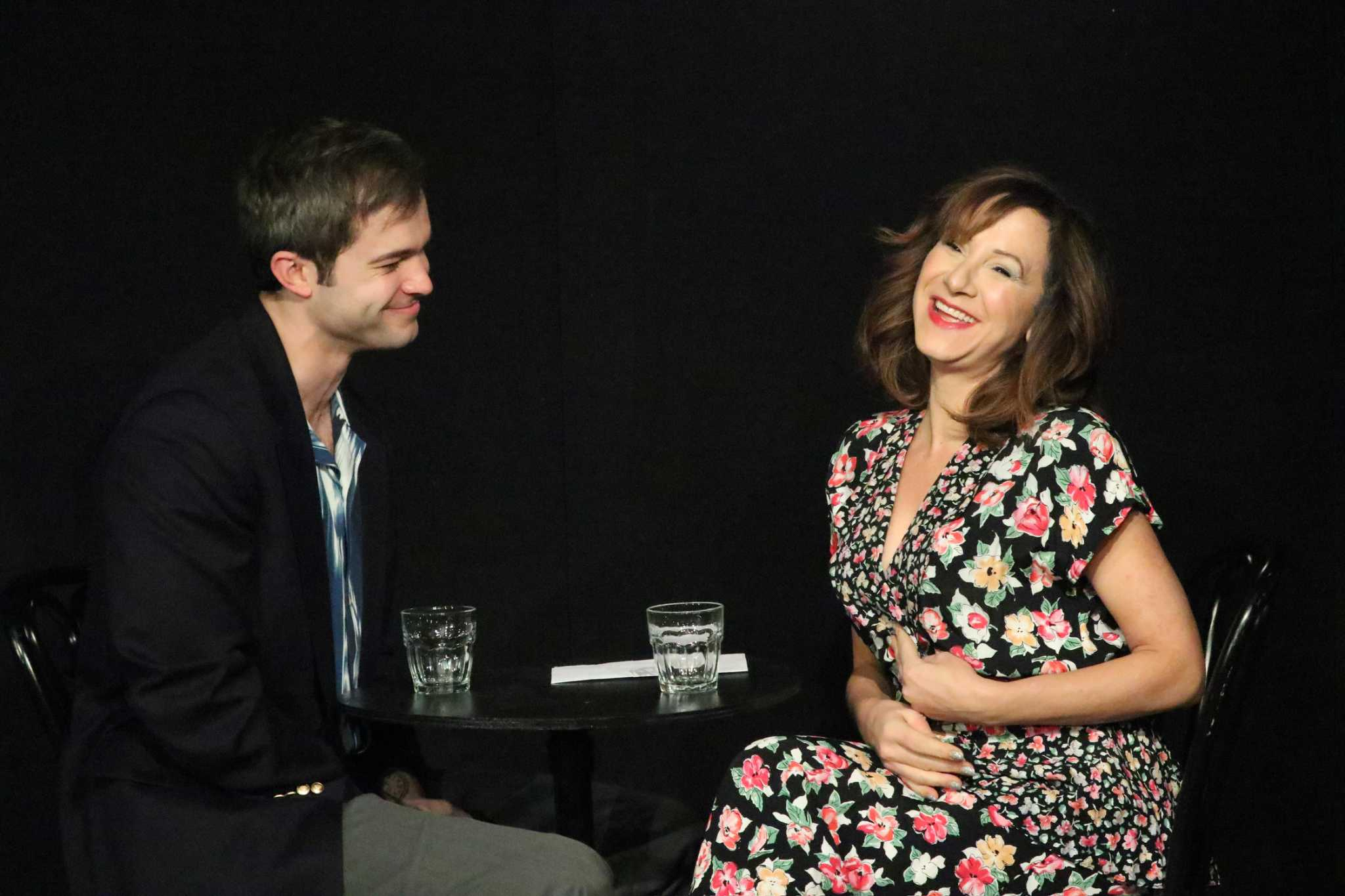 'Beyond Therapy' at Curtain Call's Dressing Room Theatre in Stamford