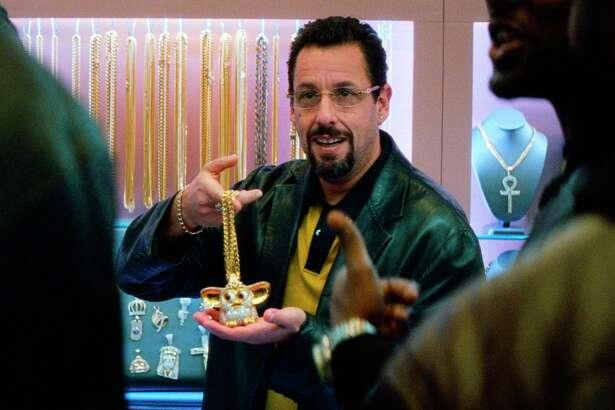 """Adam Sandler tries to seal the deal in """"Uncut Gems."""""""
