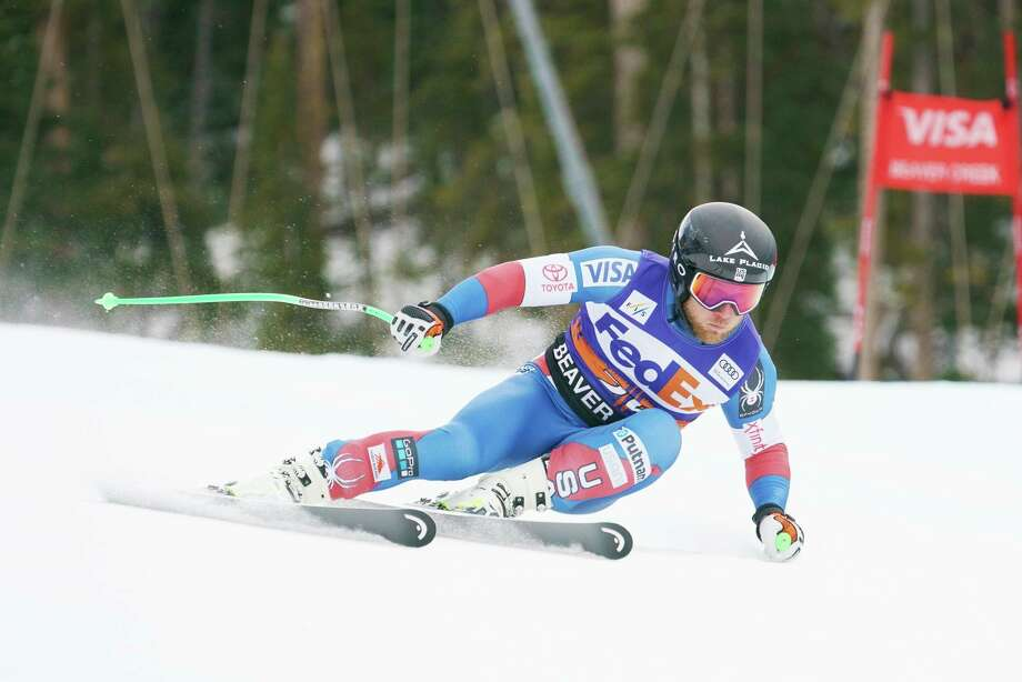 """Two-time Olympic Super G medalist and 16-year U.S. Ski Team alumnus Andrew Weibrecht will be at Crystal Mountain for the event. Known to his fellow racers as """"War Horse,"""" Weibrecht will be the pacesetter for races all weekend long. He will also host a Race Clinic on Friday along with Crystal Mountain's certified coaches. (Photo courtesy of Steven Kornreich Photography) / Steven Kornreich"""