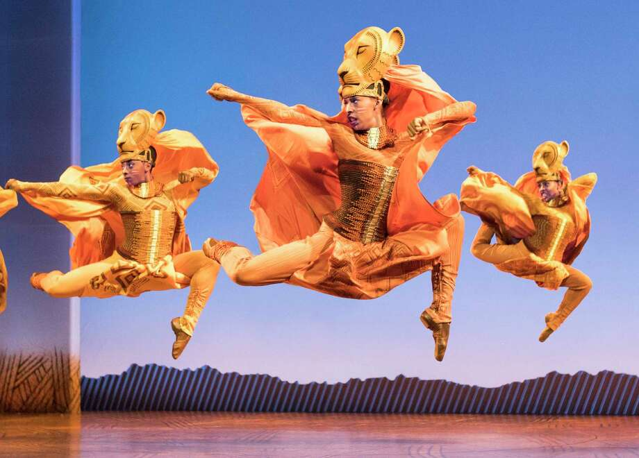 """The Lion King"" is returning to that Majestic Theatre as part of the Broadway in San Antonio series' 2020-21 season. Photo: Deen Van Meer / / 2017"