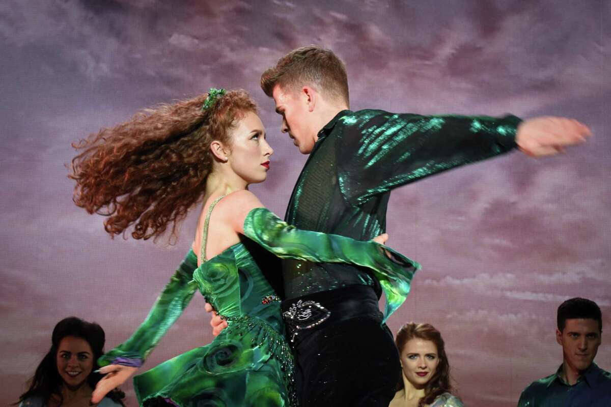Riverdance is returning to the Majestic Theater as part of the 2020-21 Broadway in San Antonio season.